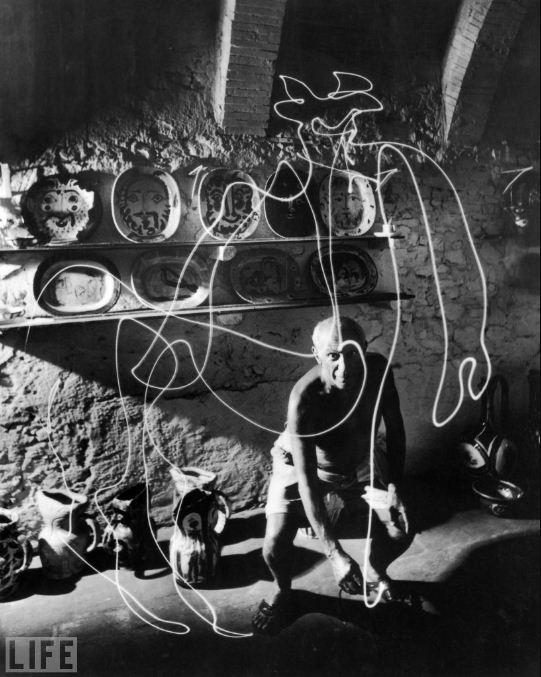 Picasso's Centaur