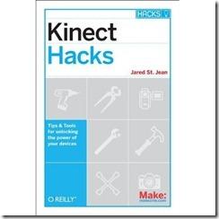 kinect hacks book